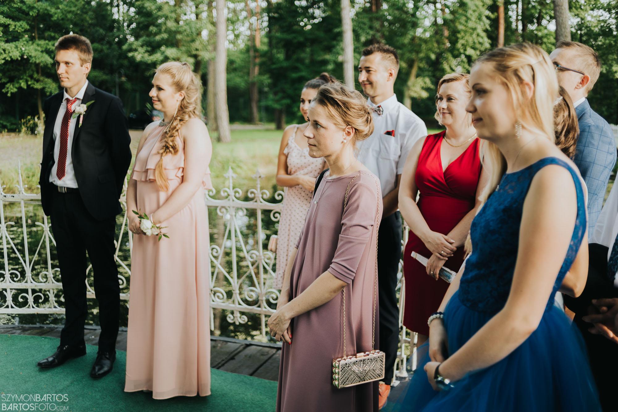 Ślub plenerowy - Nostalgia Sokolniki
